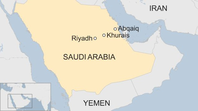 Hai cơ sở dầu mỏ của Ả-rập Xê-út bị tấn công, Mỹ tố Iran là thủ phạm - 2