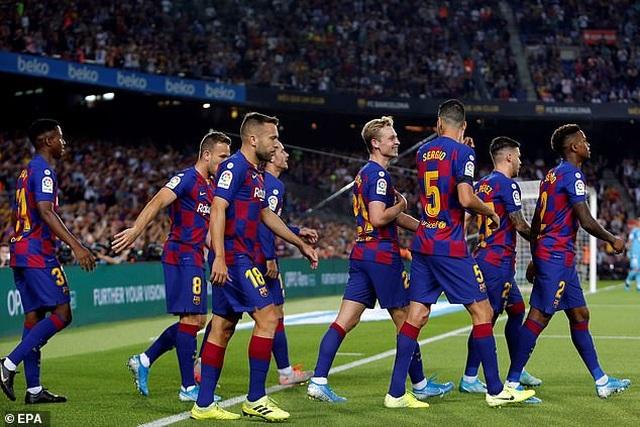 Dortmund - Barcelona: Cuộc chiến kinh điển - 4