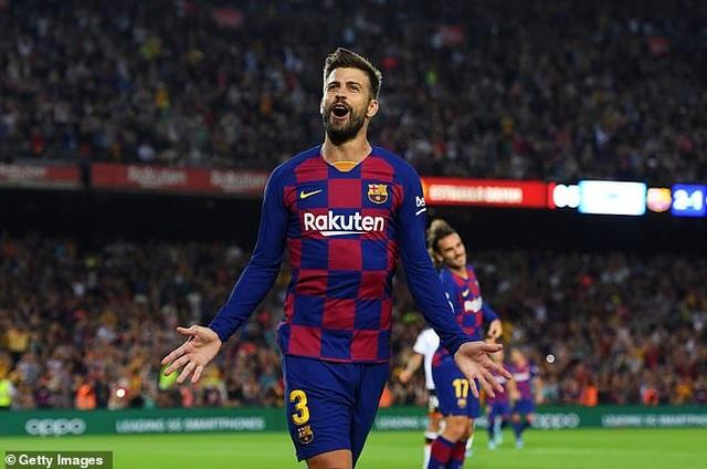 Barcelona 5-2 Valencia: Cú đúp của Luis Suarez - 6