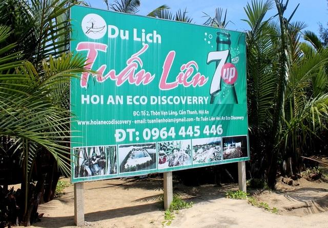 Xây dựng trái phép ở rừng dừa Bảy Mẫu Hội An