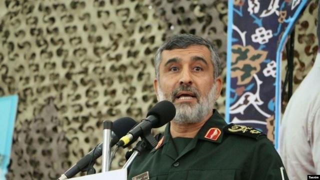 Các căn cứ và tàu sân bay Mỹ đều nằm trong tầm bắn của tên lửa Iran - 1