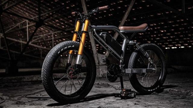 Soi chi tiết chiếc xe đạp điện cá tính, linh hoạt bậc nhất Le Cafe Racer - 1