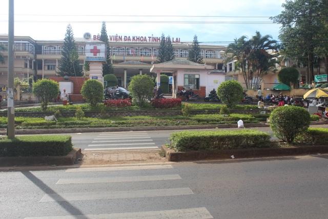 Thanh tra xác định sai phạm tại Bệnh viện tỉnh Gia Lai - 1