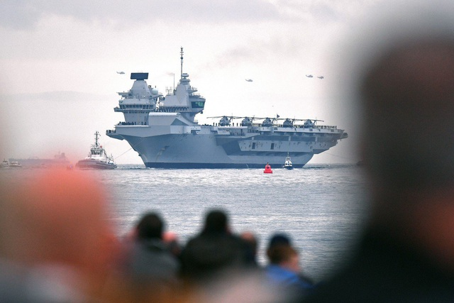 Lo ngại Trung Quốc bành trướng, châu Âu quyết tâm hiện diện ở Biển Đông - 1
