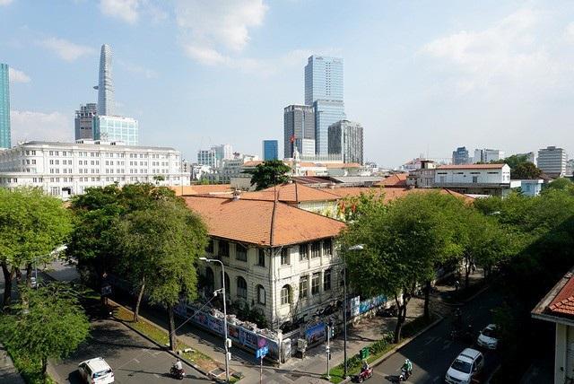 TPHCM khó bảo tồn di sản kiến trúc vì áp lực... thị trường - 1