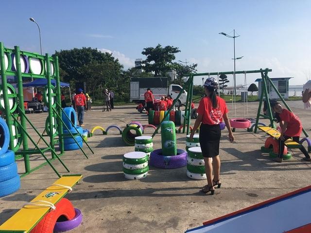 """Quảng Bình: 1.000 bạn trẻ tham gia chiến dịch """"Hãy làm sạch biển - Tử tế với đại dương"""" - 4"""