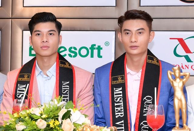 BTC, BGK Quý ông Việt Nam nói gì về kết quả trao 2 giải Quán quân? - 5