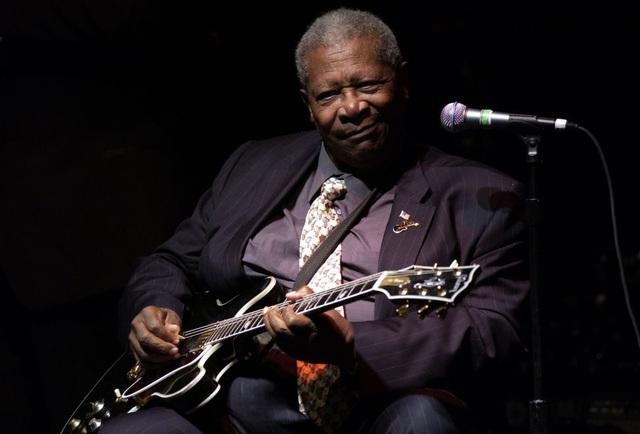 """Google Doodle vinh danh """"ông hoàng nhạc blues"""" B.B.King - 3"""