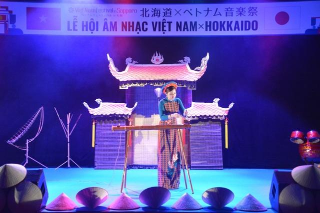 Nguyên Chủ tịch nước Trương Tấn Sang dự Lễ hội Việt Nam tại Sapporo 2019 - 8