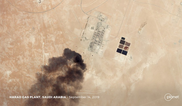 17 địa điểm bị phá hủy trong cơ sở dầu khí Ả rập Xê út bị tấn công - 3