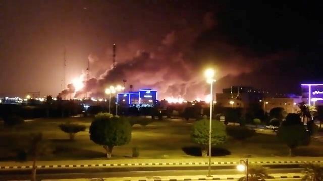 17 địa điểm bị phá hủy trong cơ sở dầu khí Ả rập Xê út bị tấn công - 5