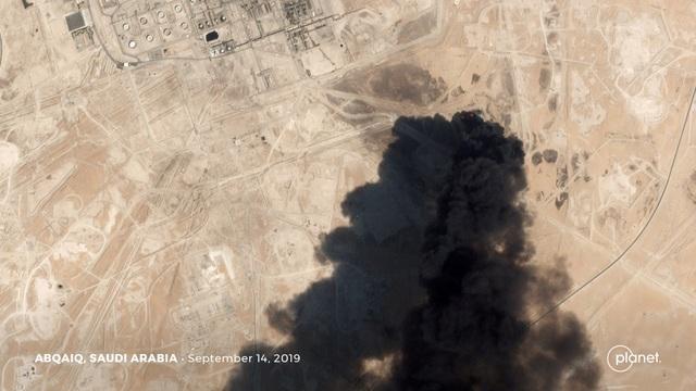 17 địa điểm bị phá hủy trong cơ sở dầu khí Ả rập Xê út bị tấn công - 7
