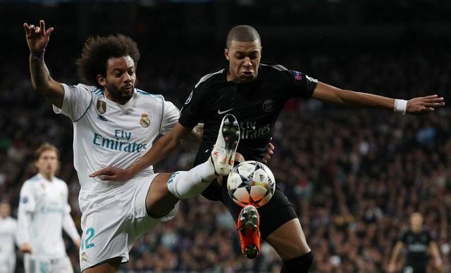 Lượt trận mở màn Champions League: Rực lửa chiến - 2