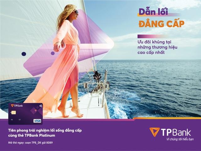 TPBank tiên phong trong ứng dụng công nghệ số cho sản phẩm thẻ - 1
