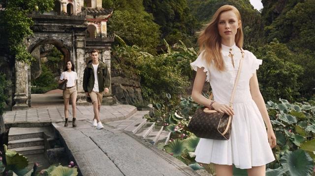 Hạ Long, Ninh Bình được chọn làm bối cảnh quảng bá sản phẩm của Louis Vuitton - 1
