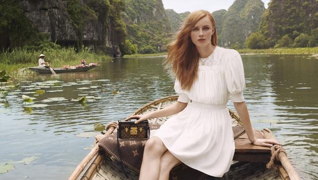 Hạ Long, Ninh Bình được chọn làm bối cảnh quảng bá sản phẩm của Louis Vuitton - 2