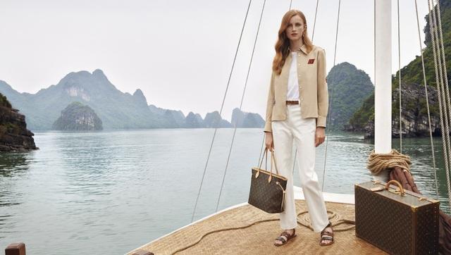 Hạ Long, Ninh Bình được chọn làm bối cảnh quảng bá sản phẩm của Louis Vuitton - 3