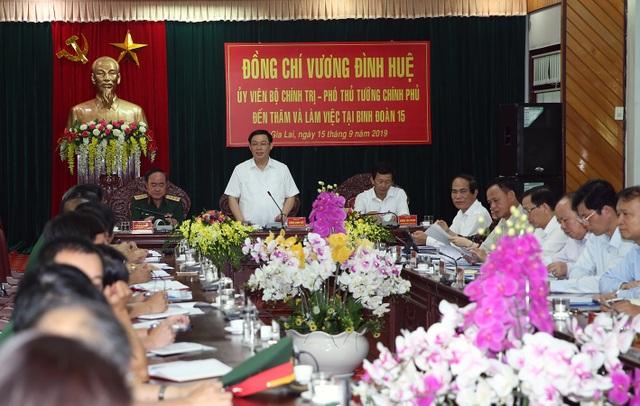 Bộ Quốc phòng sẽ thành lập thêm các đoàn kinh tế - 2