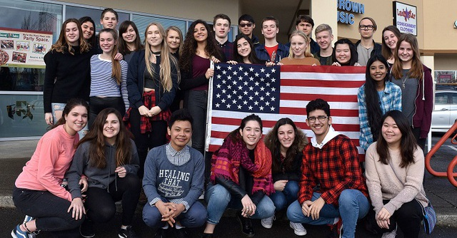 Khởi động tuyển sinh chương trình học bổng Trung học công lập Hoa Kỳ (Giao lưu Văn hóa Mỹ) – Năm học 2020 - 20121 - 6