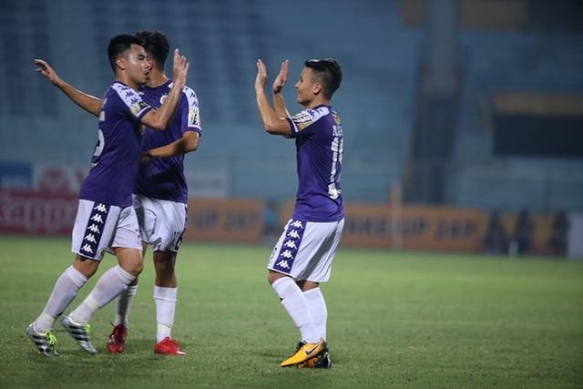 Vòng 24 V-League: CLB Hà Nội vô địch sớm?