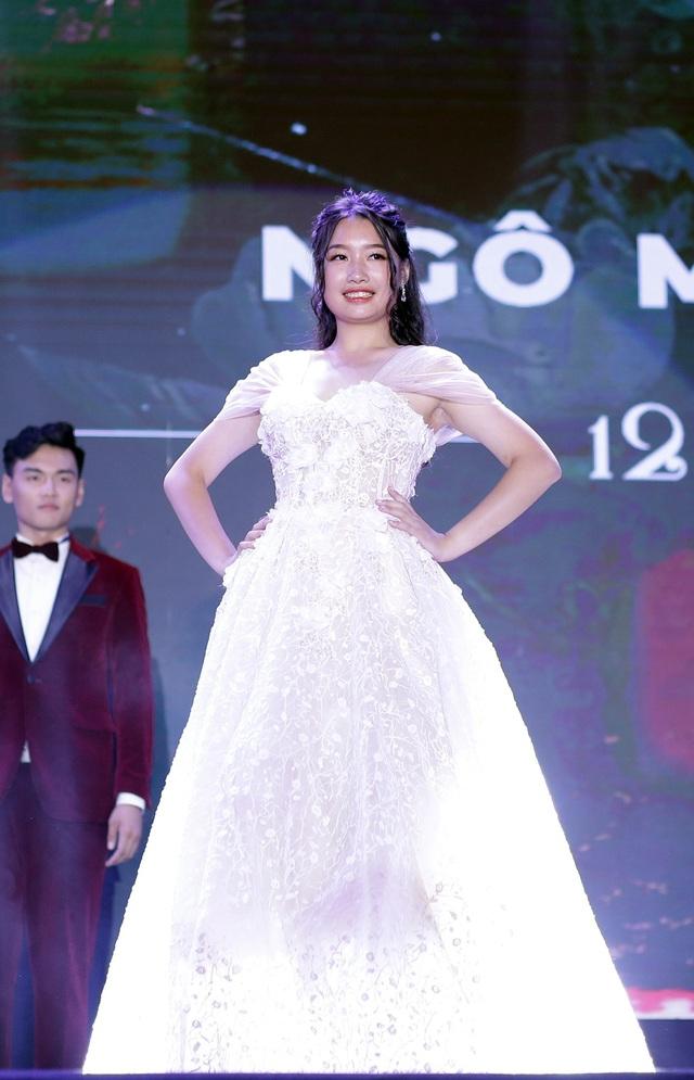 Nữ sinh đa tài, xinh đẹp đăng quang Đại sứ trường Ams 2019 - 11