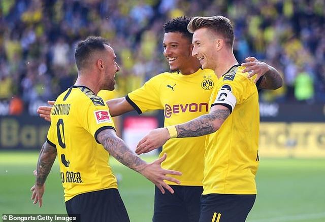 Dortmund - Barcelona: Cuộc chiến kinh điển - 3