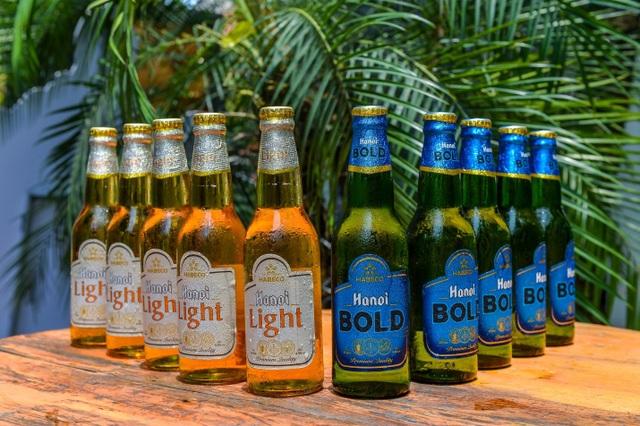 Habeco trình làng hai dòng bia Bold và Light nhắm đến giới trẻ - 2