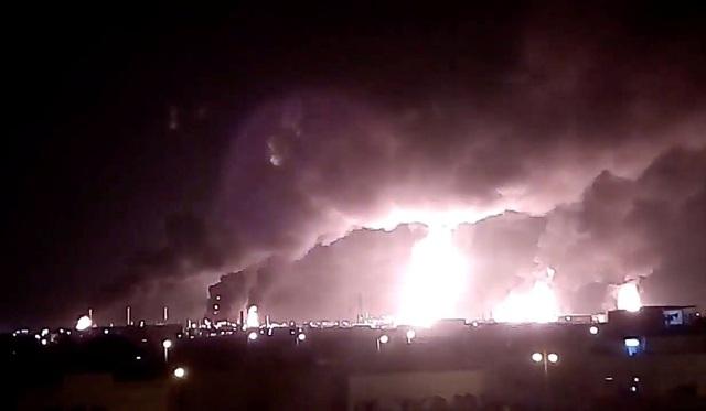 """Nguy cơ Trung Đông thành """"thùng thuốc súng"""" sau vụ tấn công rung chuyển Ả rập Xê út - 1"""