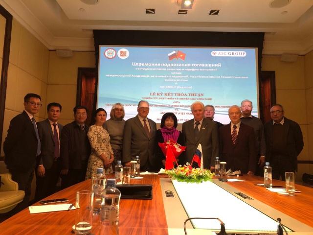 Liên bang Nga chuyển giao nhiều công nghệ hiện đại cho Việt Nam - 2