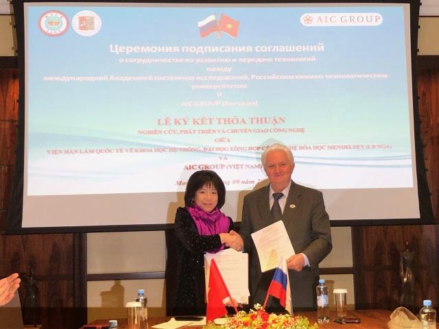 Liên bang Nga chuyển giao nhiều công nghệ hiện đại cho Việt Nam - 1