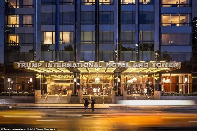 Khách sạn của tổng thống Donald Trumps được xếp hạng tốt nhất thế giới - 1