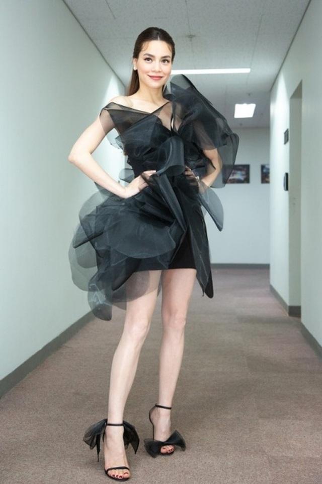 Minh Tú, Như Vân nổi bật nhất tuần khi diện trang phục hở bạo - 7