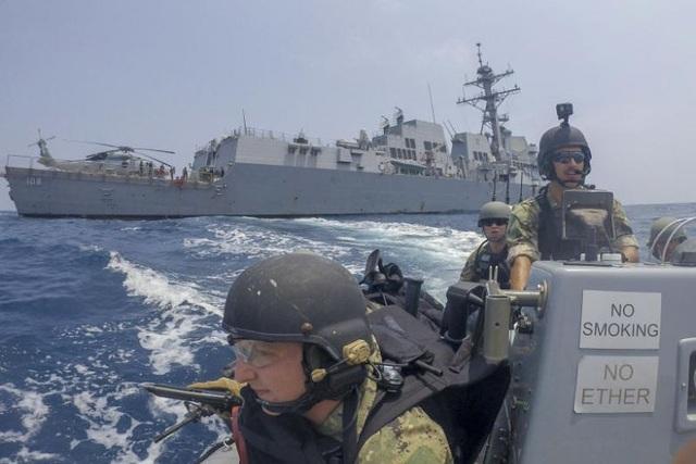 """Mỹ """"dồn sức"""" chặn đứng sức mạnh quân sự của Trung Quốc - 1"""