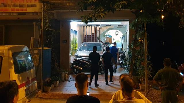 Hà Nội: Nghi án chồng dùng dao sát hại vợ tại nhà - 1