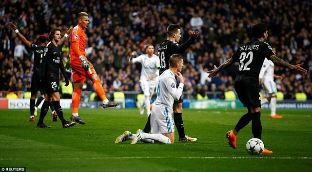 PSG - Real Madrid: Cuộc chiến của các ngôi sao - 3