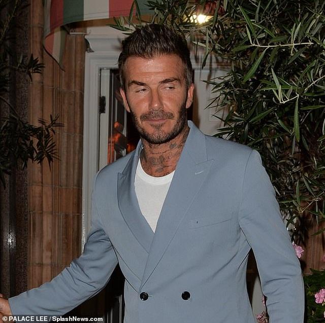 Romeo Beckham đã có bạn gái - 7