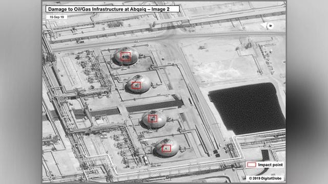 17 địa điểm bị phá hủy trong cơ sở dầu khí Ả rập Xê út bị tấn công - 2