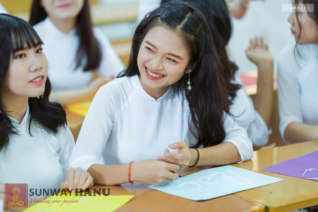 Tân binh tài năng của chương trình Quốc tế Cử nhân Kế toán ứng dụng - Trường Đại học Hà Nội - 3