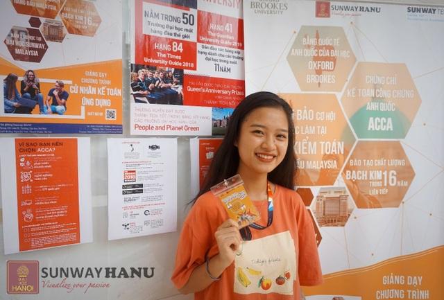 Tân binh tài năng của chương trình Quốc tế Cử nhân Kế toán ứng dụng - Trường Đại học Hà Nội - 4