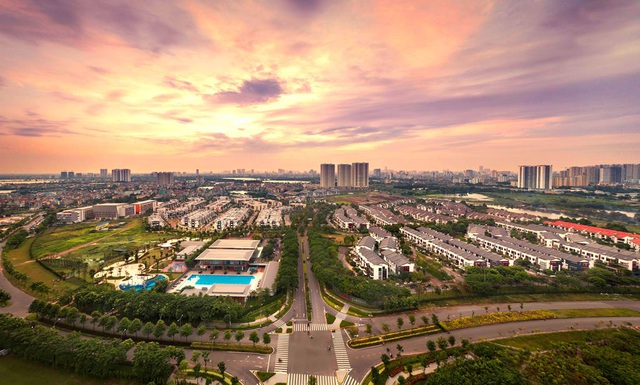 Mô hình đại đô thị thông minh tích hợp du lịch, thương mại, giải trí và lưu trú. - 1
