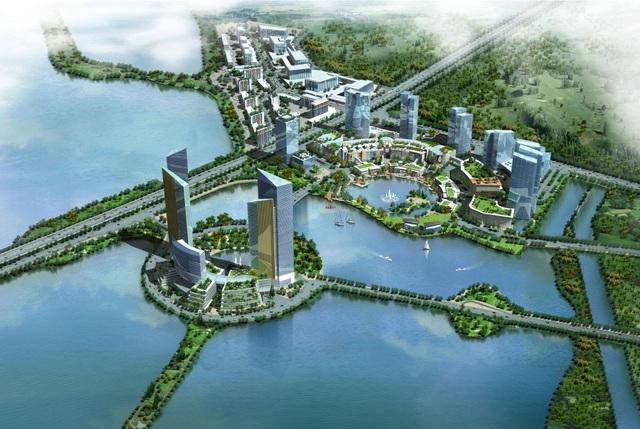 Mô hình đại đô thị thông minh tích hợp du lịch, thương mại, giải trí và lưu trú. - 2