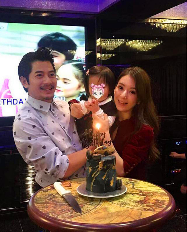 Vợ của Quách Phú Thành sống như bà hoàng sau khi kết hôn