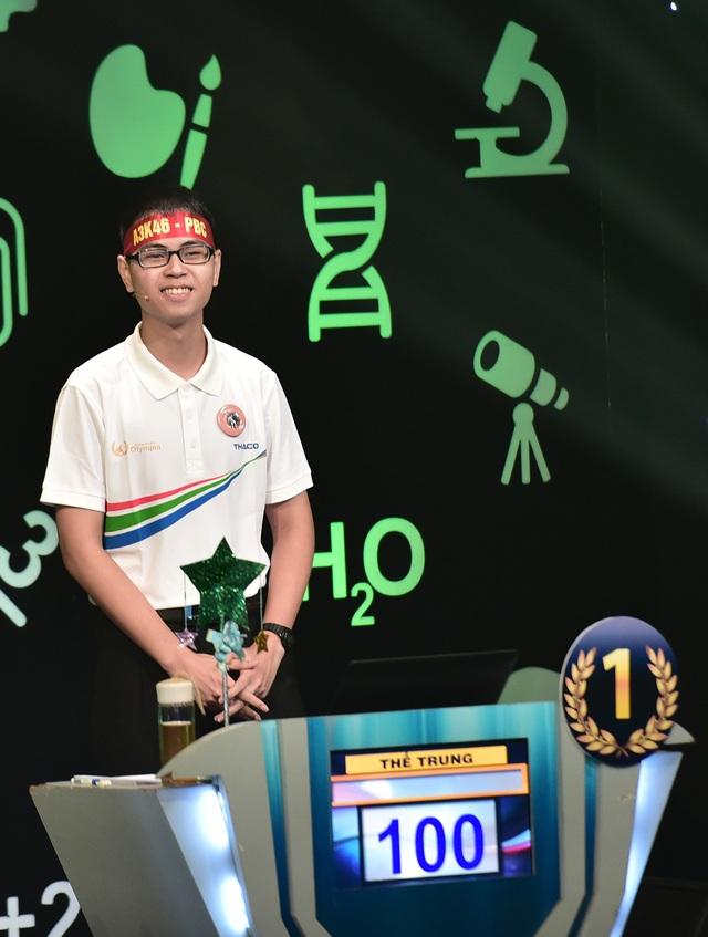 Hành trình đến với ngôi vô địch Olympia 19 của chàng trai xứ Nghệ - 2