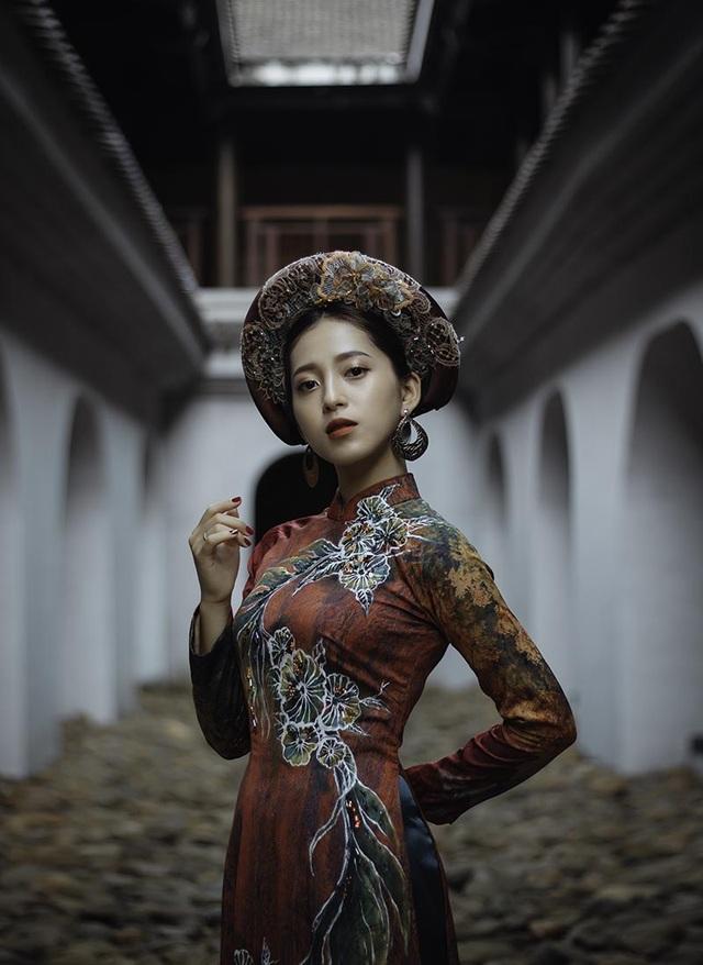 Thiếu nữ Hà thành thích diện áo dài đi du lịch khắp chốn - 8