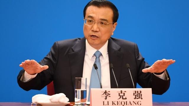 Thủ tướng Trung Quốc thừa nhận khó duy trì tăng trưởng kinh tế - 1