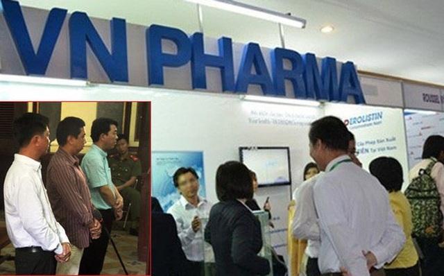 Vụ VN Pharma: Chuyển kết luận thanh tra tới UB Kiểm tra Trung ương xử lý cán bộ - 1