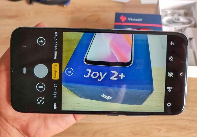 Cận cảnh Vsmart Joy 2+ chính thức ra mắt, giá 2,9 triệu đồng - 6