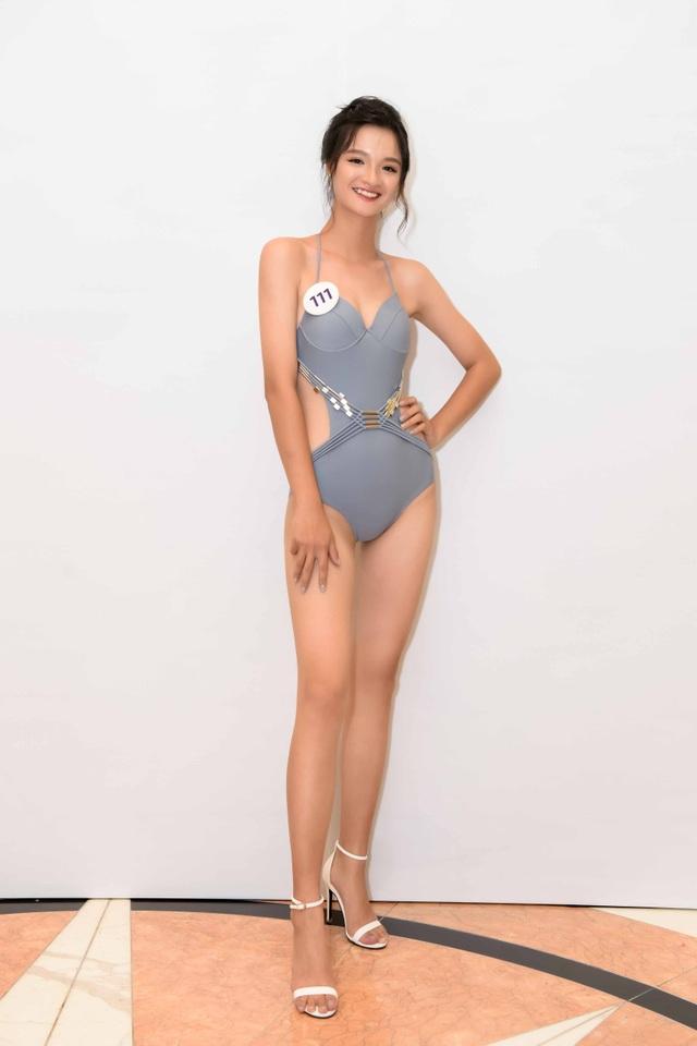 Chiêm ngưỡng dàn thí sinh nóng bỏng của Hoa hậu Hoàn vũ Việt Nam 2019 - 20