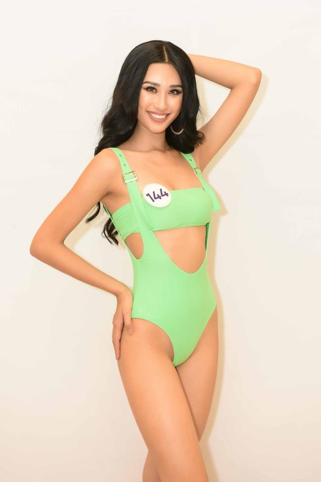 Chiêm ngưỡng dàn thí sinh nóng bỏng của Hoa hậu Hoàn vũ Việt Nam 2019 - 15