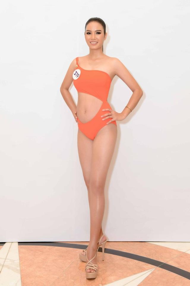 Chiêm ngưỡng dàn thí sinh nóng bỏng của Hoa hậu Hoàn vũ Việt Nam 2019 - 17